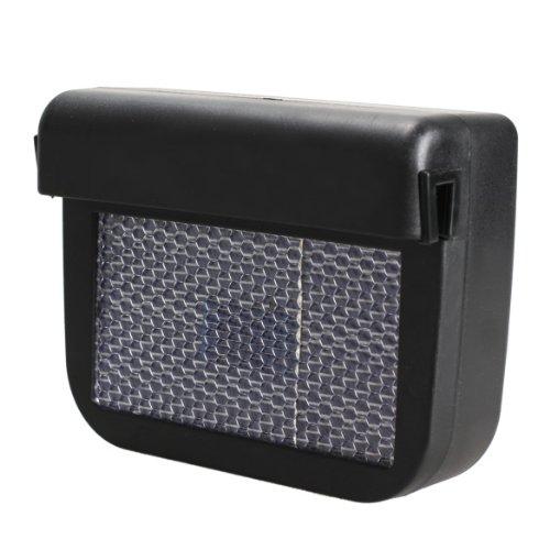 12 opinioni per Demiawaking carica solare auto Air Vent raffreddamento Vent Ventola Radiatore