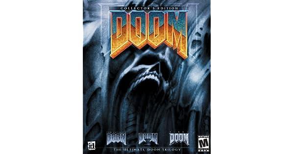 Amazon com: Doom Collector's Bundle - PC: Video Games