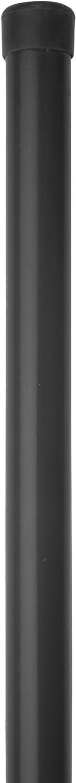 GAH Alberts - Poste para Fix-Clip pro (sin taladrar, para fijación con anclajes, con fosfato de zinc)