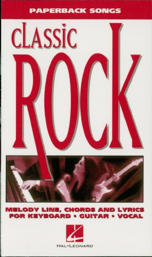 Classic Rock: Paperback Songs