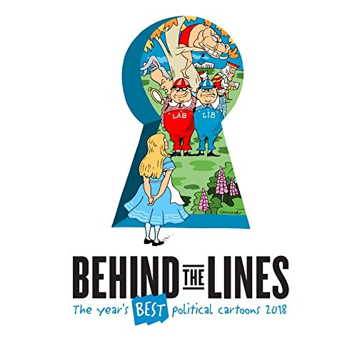 Behind the Lines: The Year's Best Political Cartoons 2018