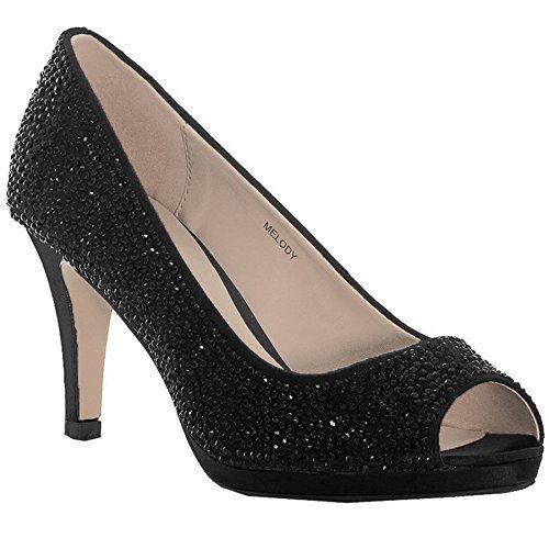 De Only Vestir Mujer Black Boutique Zapatos Sapphire shoe Para By ZtOwPqR