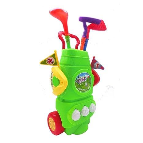 Juguete de golf para niños, Juego de club de golf para niños ...