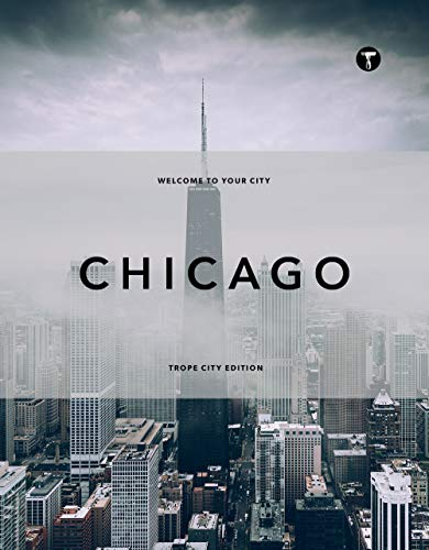 The first in the City Edition series of books by Trope Publishing Co., Chicago showcases a unique view of one of the most photographed cities in the world by 27 independent photographers from Chicago and beyond. This carefully curated and beautifully...