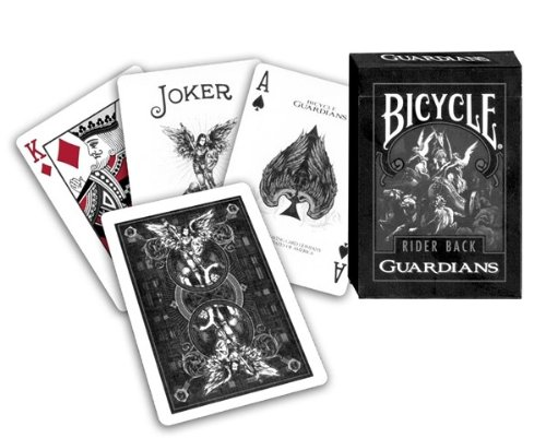 - Bicycle Guardians Playing Cards