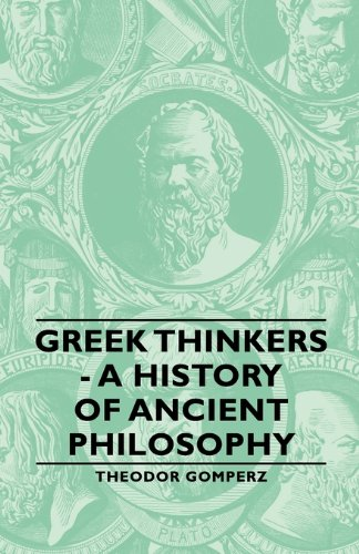 ancient greek philosophy books pdf