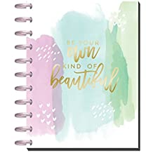 me & my BIG ideas PLNE-06 Happy Big July 2017-Dec 2018 Planner, Daydream month Dated