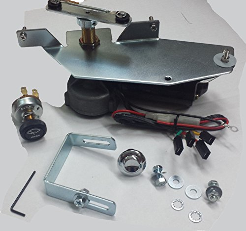 12V Wiper Motor Kit Replaces Original Vacuum unit fits 1958-59 Trucks by YOT