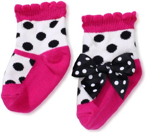 Mud Pie Baby Girls Newborn Sock