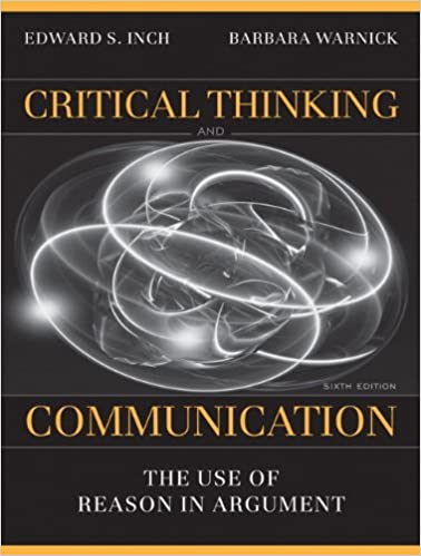 Critical Thinking  A Shepherd     s Guide to Tending Sheep  A Text and Reader  nd Edition Amazon com