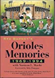 Orioles Memories, Rex Barney, 0962542709