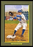 PEE WEE REESE SIGNED BAS BECKETT COA PEREZ STEELE GREAT MOMENTS AUTHENTIC AUTOGRAPH