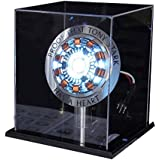 Iron Man Movie Arc Reactor Prop Replica with Display Life Size with LED Light Limited Edition