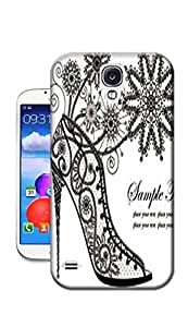 Jakerobinson High-heeled shoes Drawing TPU Phone Case for samsung s4