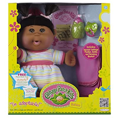 Cabbage Patch Babies Doll - African American Girl Black from Cabbage Patch Kids