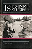 img - for Feminist Studies (Volume 18, Number 3; Fall 1992) book / textbook / text book