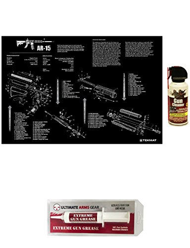 AR15 AR-15 AR 15 M4 M16 Gunsmith Large Exploded Poster 24 ""