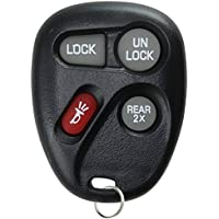 KeylessOption Keyless Entry Remote Control Car Key Fob Replacement for 16245100-29