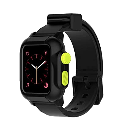Amazon.com: Protective Case for Apple Watch Series 3 Series ...