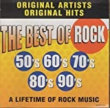 The Best of Rock: 50's 60's 70's 80's 90's, a