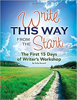 Write This Way from the Start: The First 15 Days of Writer's
