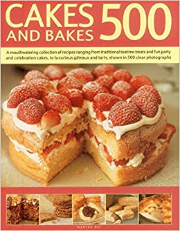 Cakes And Bakes 500 Paperback Illustrated 15 Sep 2014