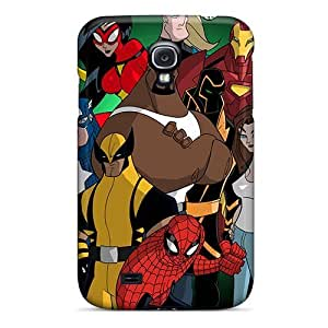 nazi diy (bzcQVrP8390rokrc)durable Protection Case Cover For Galaxy S4(avengers I4)