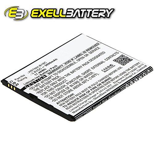 3.8V 3000mAh Li-Po Tablet Battery Fits HP 6301RA, Pomegranate, Slate 6 - Manganese 60 Tabs
