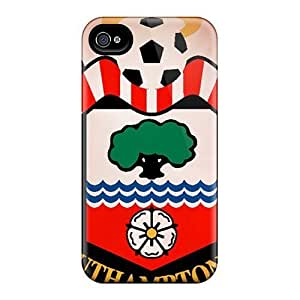 Protection Case For Iphone 4/4s / Case Cover For Iphone(popular Football Club Southampton)