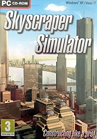Skyscraper Simulator (PC DVD): Amazon co uk: PC & Video Games