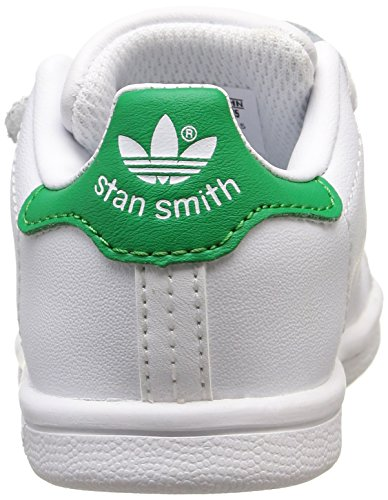 green Smith Biancoftwwht I ftwwht Scarpe BambiniUnisexBambino Adidas Per Cf Stan ulF13cTKJ