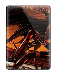 Gundam Protective Case's Shop 9572627K88649244 Ipad Air Kamui Print High Quality Tpu Gel Frame Case Cover