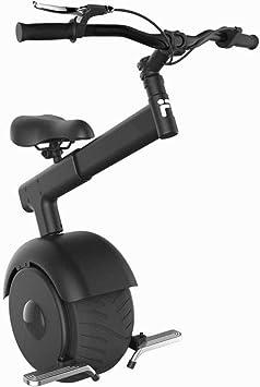 XYDDC Portátil Plegable eléctrico Monociclo, 800W 15 km/H ...