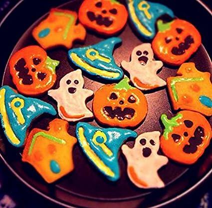 PriMI, stampi per biscotti creativi per festa di Halloween ...