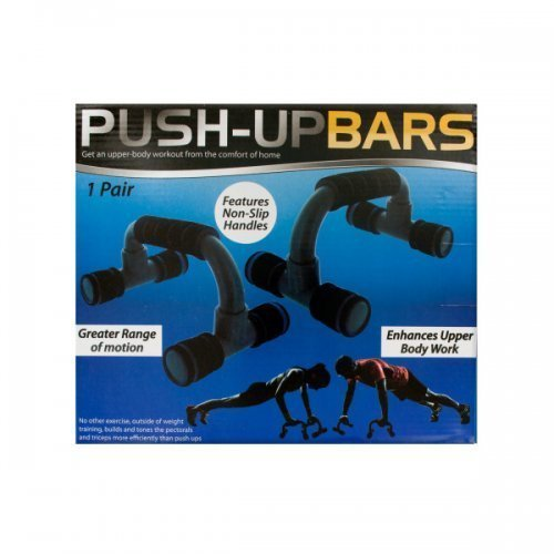 Bulk Buys Push Up Exercise Bars by Kole Imports – Crafts