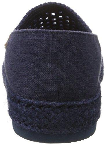 Gant Damen Krista Blauwe Espadrilles (perzisch Blauw)