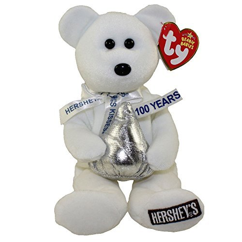 Ty Beanie Babies Hugsy - Hershey's Kisses Bear (Walgreen's Exclusive)