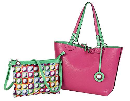 sydney-love-sport-reversible-tote-crossbody-set-green-pink-golf-balls