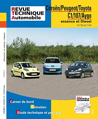 Amazon In Buy Rta B701 5 Citroen C1 Peugeot 107 Toyota Aygo Book Online At Low Prices In India Rta B701 5 Citroen C1 Peugeot 107 Toyota Aygo Reviews Ratings