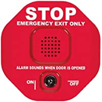 Safety Technology International, Inc. STI-6400 Exit Stopper Multifunction Door Alarm, Helps Prevent Unauthorized Exits or Entries Through Emergency Doors by Safety Technology International, Inc.