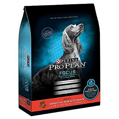 Purina Pro Plan FOCUS Sensitive Skin & Stomach Adult Dry Dog Food
