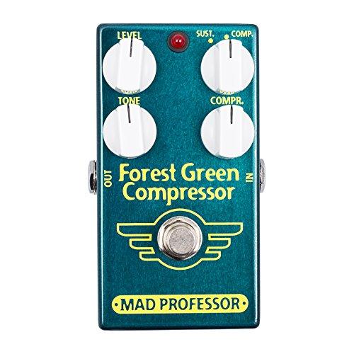 Mad Professor Forrest Green Compressor · Pedal guitarra eléctrica: Amazon.es: Instrumentos musicales