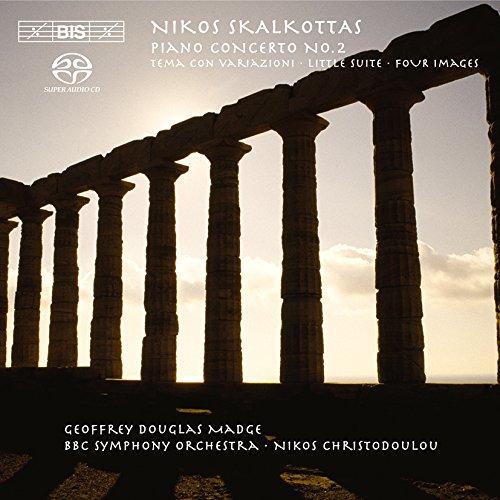 SACD : Nikos Christodoulou - Concerto / Tema Con Variazioni / Little Suite (Hybrid SACD)