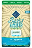 Cheap Blue Buffalo Basics Limited Ingredient Diet Grain Free, Natural Indoor Adult Dry Cat Food, Fish & Potato 11-Lb