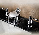 MDRW-Basin split type faucet, washbasin faucet three pieces