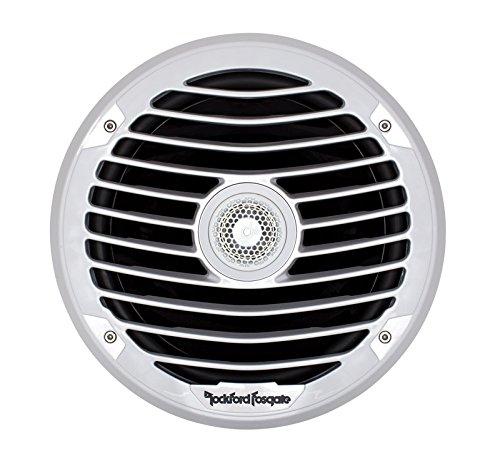 Rockford PM282X 8-Inch Marine Full Range Speakers Luxury Gri