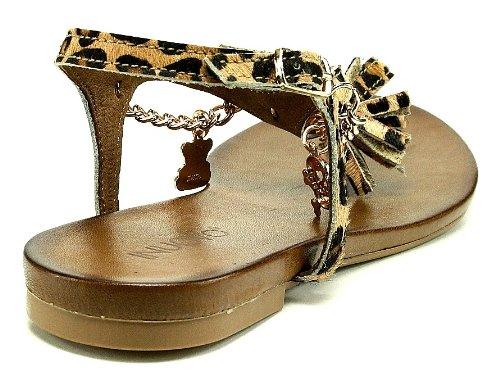Sandales femme Sandales pour Leopard femme pour femme Inuovo Sandales pour Leopard Inuovo Inuovo Leopard Inuovo wzqfIFFE