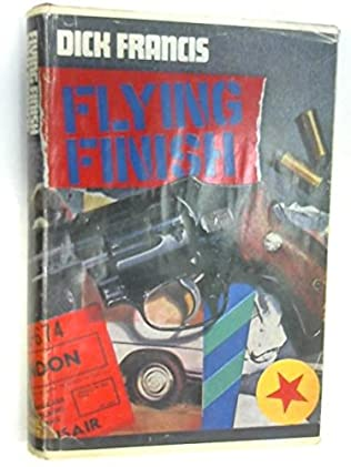 book cover of Flying Finish