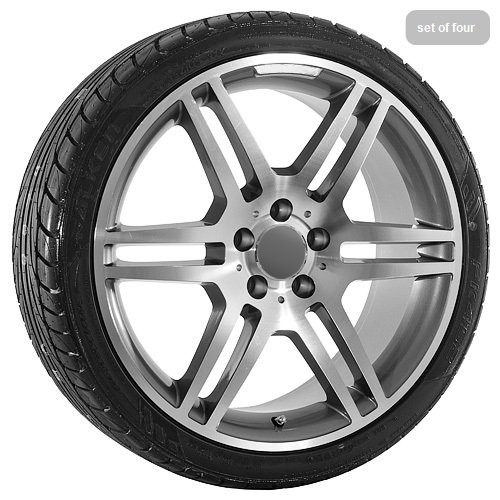 19 Inch Mercedes Benz Amg Wheels Rims Tires In The Uae