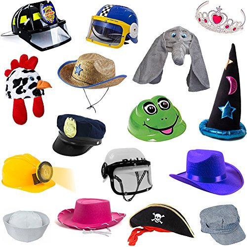 hats dress up - 1